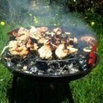 Barbecue traditioneel