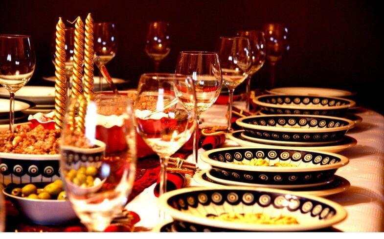 Typisch Kerst eten: de traditionele Kersttafel