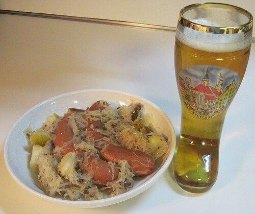 lunch Duitse voorlegging