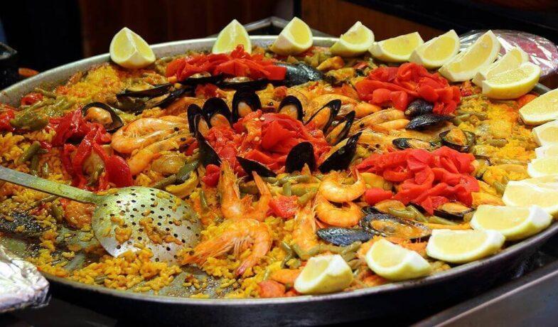 Spanje lekker eten
