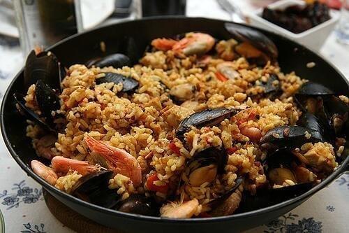 Food Tour Valencia Spain