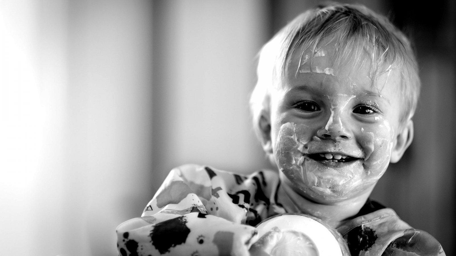 Zuiveltoetjes kinderen lang niet zo gezond