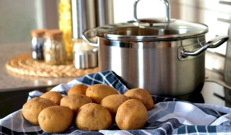 aardappels-koken
