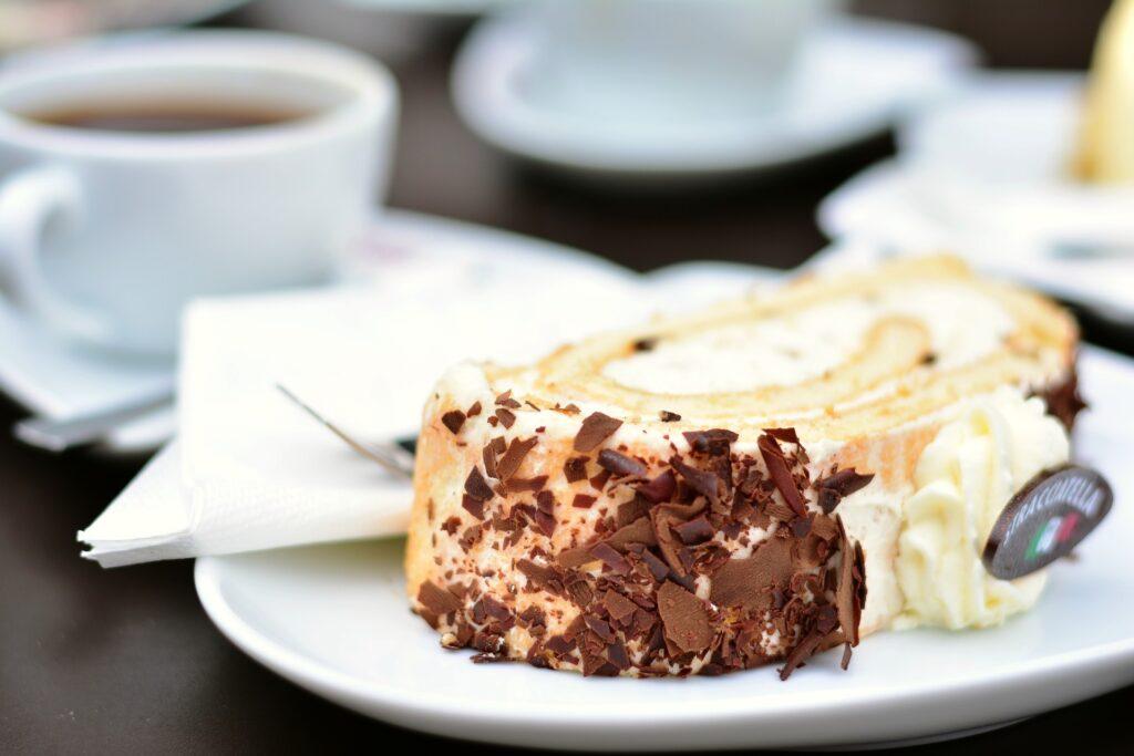 Duitsland koffie gebak